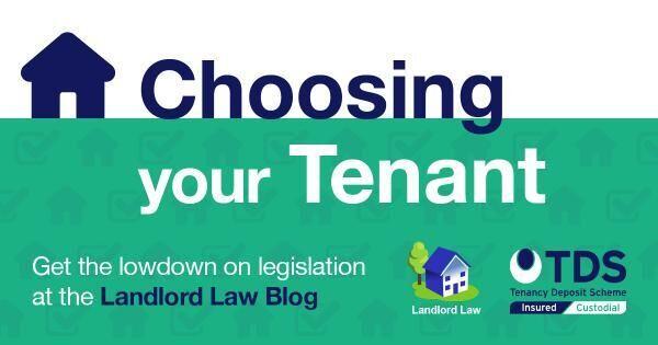 Choosing your tenant