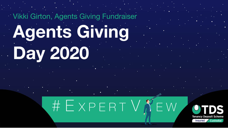 ExpertView blog image - Agents Giving Day 2020