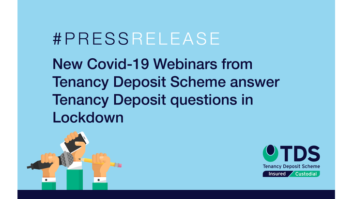Press Release Blog Graphic - New Covid-19 Webinars