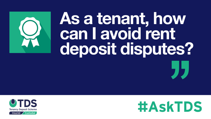 AskTDS blog image - rent deposit disputes