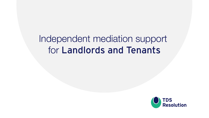 TDS Resolution - Independent mediation support for landlords and tenants