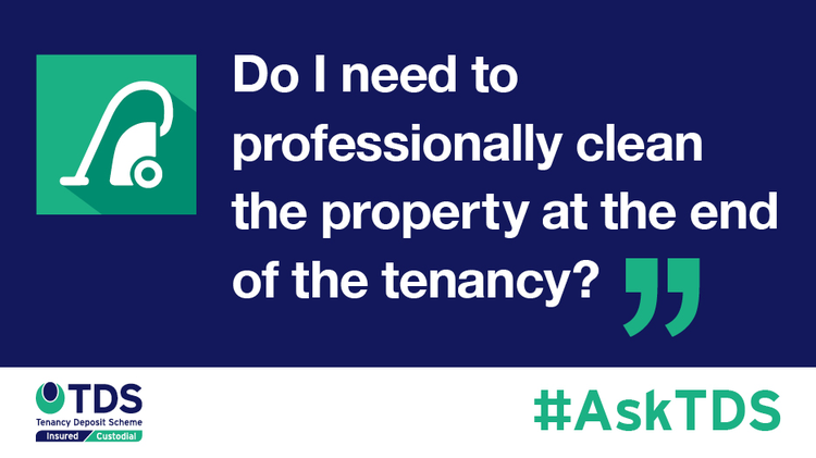 #AskTDS: Professional Clean