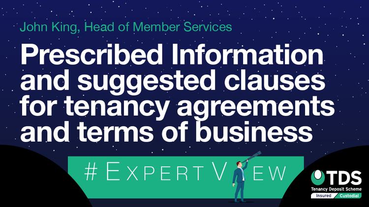 In this week's TDS #ExpertView we speak to John King, Head of Member Services. We explore guidance on issuing Prescribed Information for ASTs.