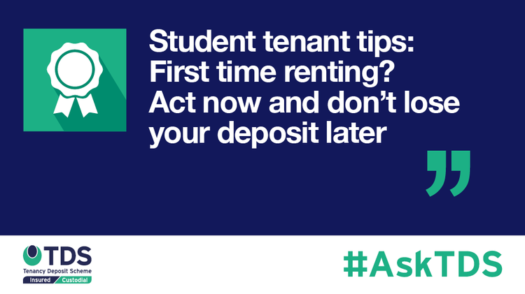AskTDS blog graphic - Student tenant tips