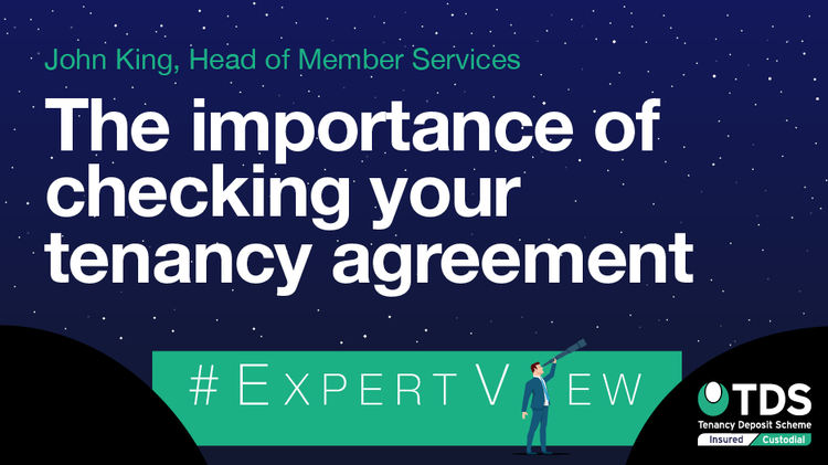 ExpertView blog image - The importance of checking your tenancy agreement