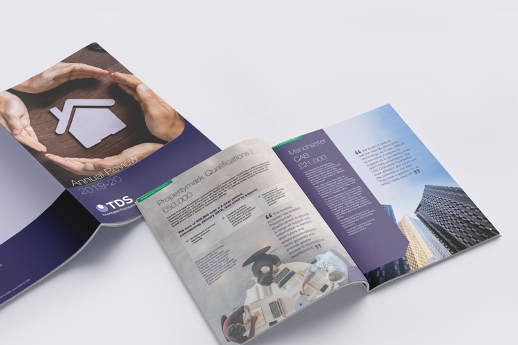 Blog Image - TDS Charitable Foundation Annual Review 2019-2020