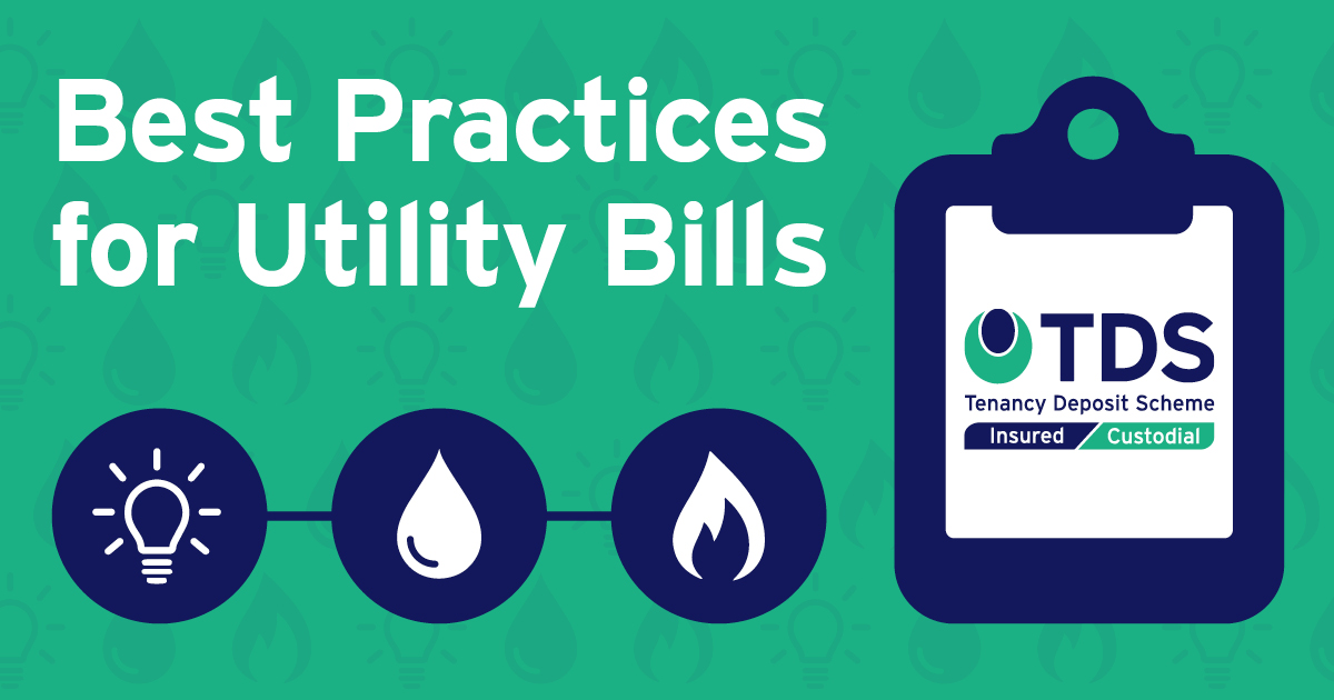 landlord utility bills