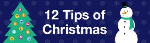 12 tips of Christmas image