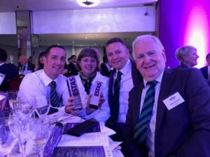 ESTAS Award group photo