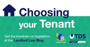 Tessa shepperson choosing a tenant