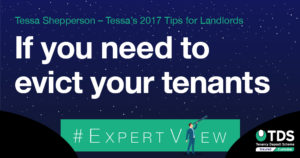 Tessas tips: If you need to Evict your Tenants