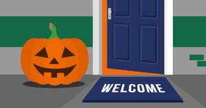 Pumpkin graphic