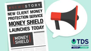 image saying: New client money protection services Money Shield launches today
