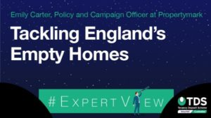 Tackling England's Empty Homes - blog image