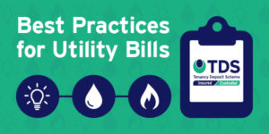 """Image saying """"#ExpertView: Landlord Best Practices for Utility Bills"""""""