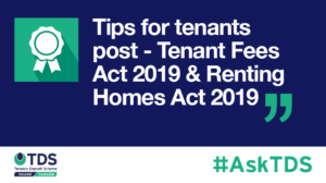 Tips for Tenants - TDS
