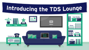 Introducing the TDS lounge