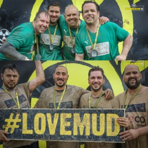 Agents Giving Love Mud Challenge - 1