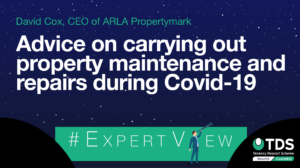 ExpertView blog image - Carrying out maintenance and repairs during Covid-19
