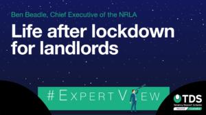 ExpertView blog image - Life after lockdown for landlords