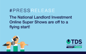 Join The National Landlord Investment Show and a host of expert speakers and exhibitors next Thursday 8th October online! Learn more here.
