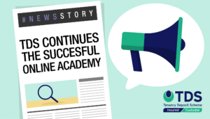 After a successful start, TDS have added more course dates to TDS Academy online, offering CPD training in the virtual environment.