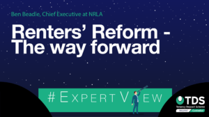 Renters' Reform - The way forward