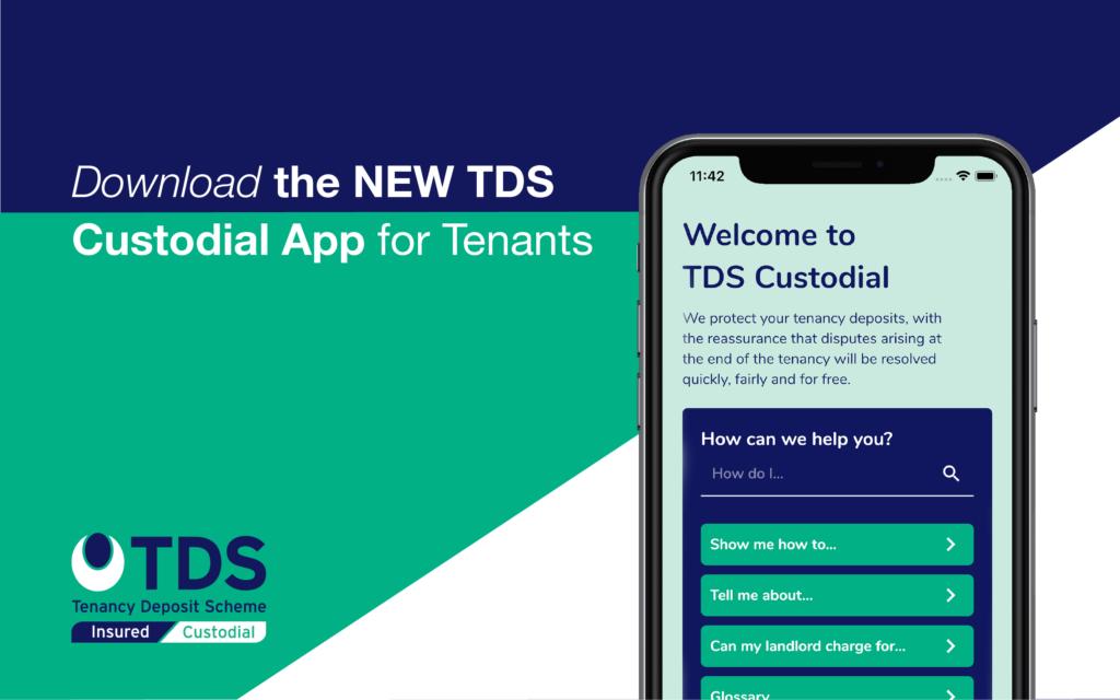 TDS Custodial App for Tenants