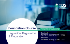 TDS Academy Foundation Course - March 2021