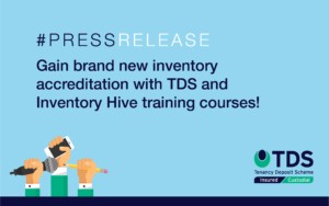 To help raise the standards of the PRS TDS and Inventory Hive are launching two brand new industry training courses to gain an inventory accreditation.