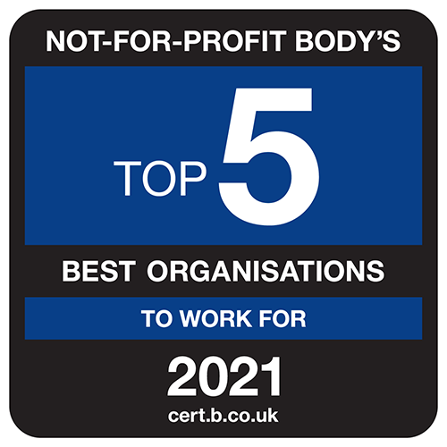 The Dispute Service - Top 5 best organisations to work for 2021