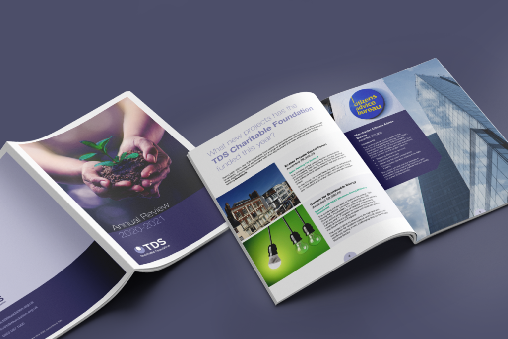 Charitable Annual Review 2020-2021