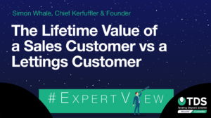 In this #ExpertView, Kerfuffle discusses some interesting calculations that give food for thought about your sales and lettings split.