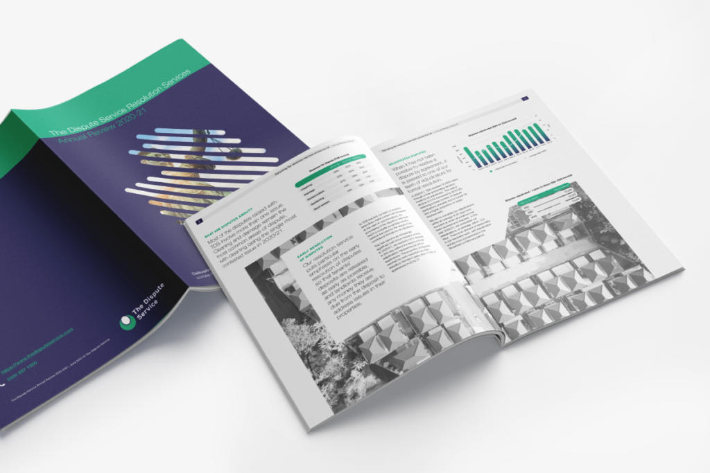 Resolution Services Annual Report 2020-21