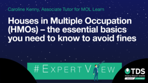 In this week's #ExpertView, Complylex answers the essential questions about HMOs to help landlords and letting agents comply